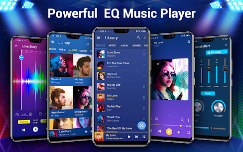 Music – Mp3 Player 2.2.0 Latest MOD Updated 1