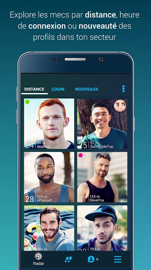 Meilleur application rencontre gay