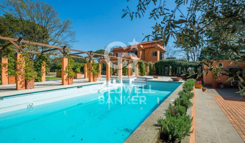 Maison avec terrasse Rome