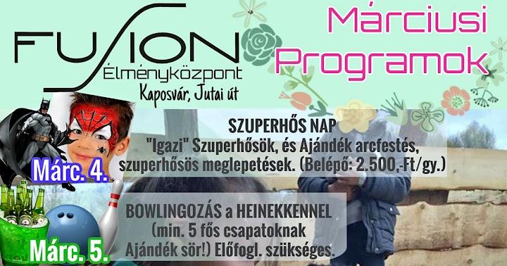 Programajánló 2017 március - Kaposvár