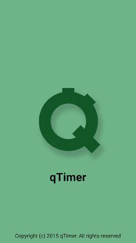 android qTimer Screenshot 0