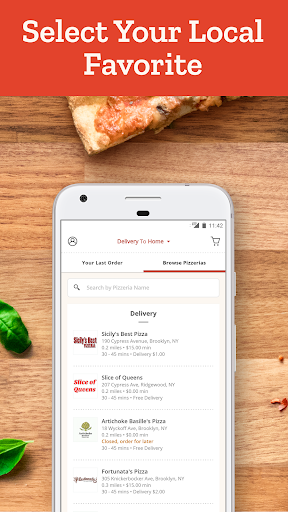 Slice: Order Local Pizza, Delivery & Pickup Deals  screenshots 5