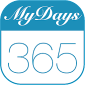 My Big Days Countdown