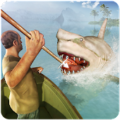 Real Blue Whale Simulator & Shark Hunting Games 3D