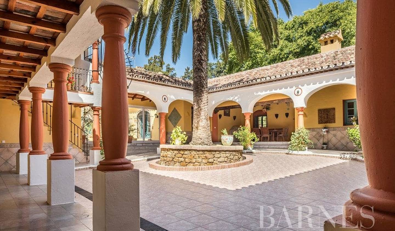 Villa avec jardin et terrasse Guadiaro