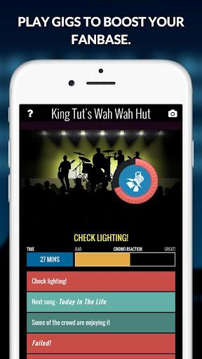 Superstar Band Manager screenshot