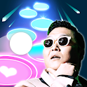 Gangnam Style - PSY Rush Tiles Magic Hop icon