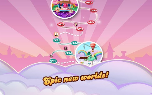 Candy Crush Saga 1.109.0.6 MOD (Unlimited Lives) Apk 10