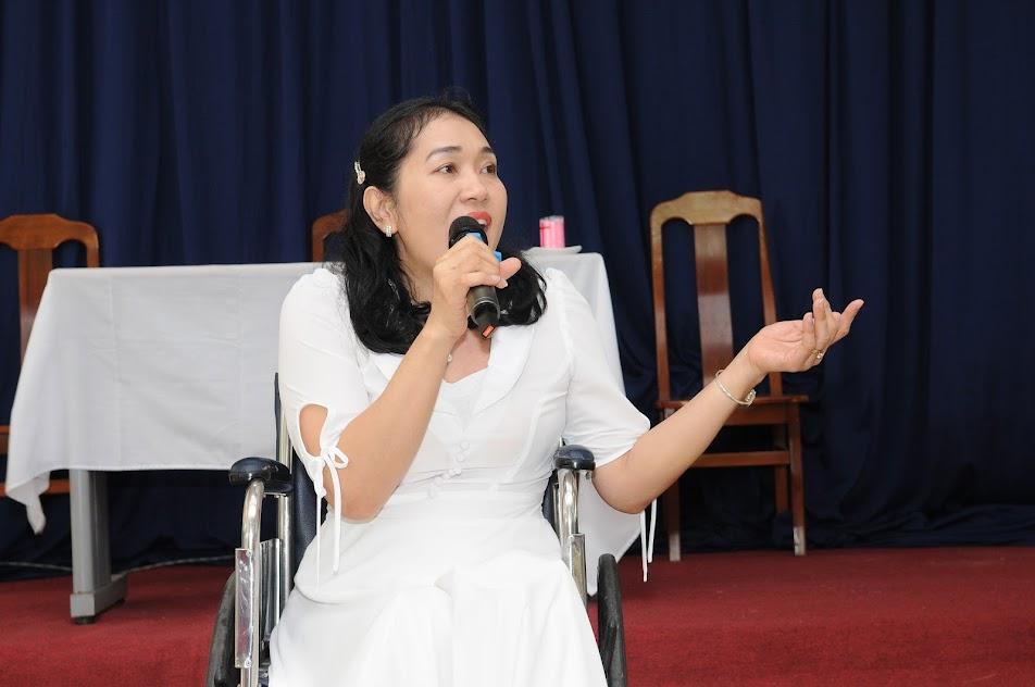Huynh đoàn Khuyết tật Kitô Vua mừng lễ Bổn mạng 2019