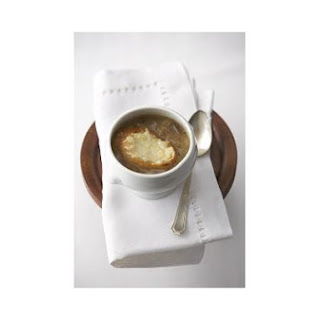 Sweet French Onion Soup.