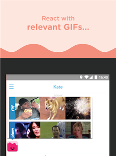 Dango 😄💬 - Emoji & GIFs- screenshot thumbnail