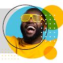 اكتب اسمك على صورة - مصمم حالات واتس اب جديد 2021 icon