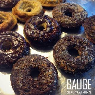 Paleo Donuts.