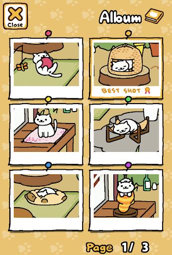 Neko Atsume: Kitty Collector apkpoly screenshots 14