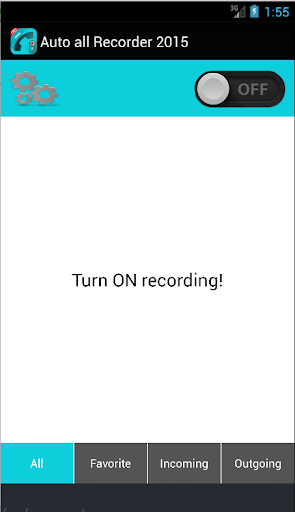 Auto Call Recorder 2015 Free
