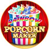 DIY Rainbow Popcorn Maker