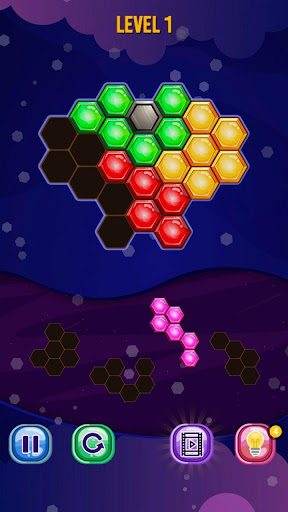 Hexa Puzzle Block! Legends  screenshots 7