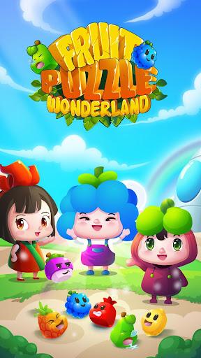 Fruit Puzzle Wonderland screenshots 1