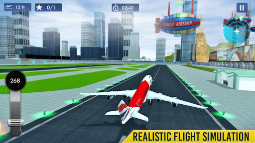 Airplane simulator 2020: airplane games  screenshots 1