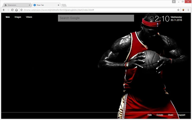 Overview Basketball Themes With HD Wallpapers Of LeBron James