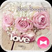 Tải Game Hình nền xinh xắn Bouquet de Roses