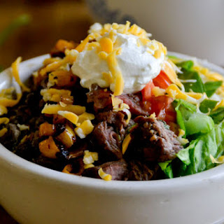 Grain-Free Chipotle-Style Burrito Bowl