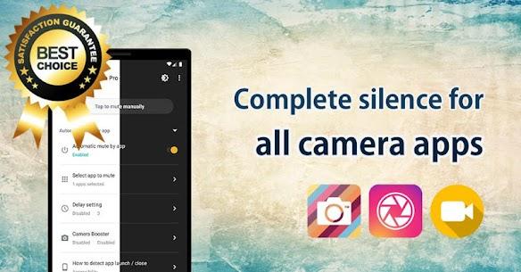 Mute Camera Pro 9