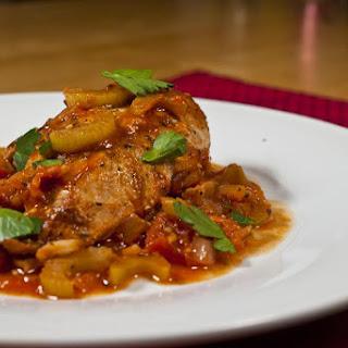 Chicken Bacon Tomato Sauce Recipes