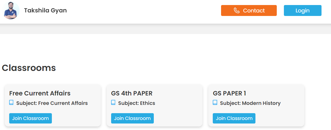 online coaching class: website for tutors: grow your online coaching