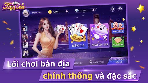 Tiu1ebfn Lu00ean Miu1ec1n Nam - Tien Len -Tu00e1 Lu1ea3-Phu1ecfm -ZingPlay 1.7.061105 screenshots 6