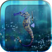 Sea Horse Live Wallpaper