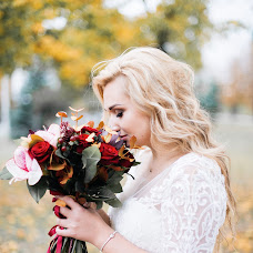 Wedding photographer Kseniya Alevtina (alevtina21). Photo of 17.10.2017