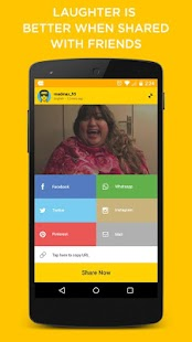 Happie- Jokes, Funny Jokes App- screenshot thumbnail