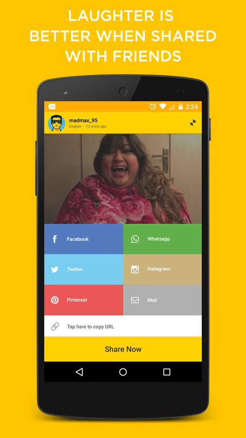 Happie- Jokes, Funny Jokes App- screenshot