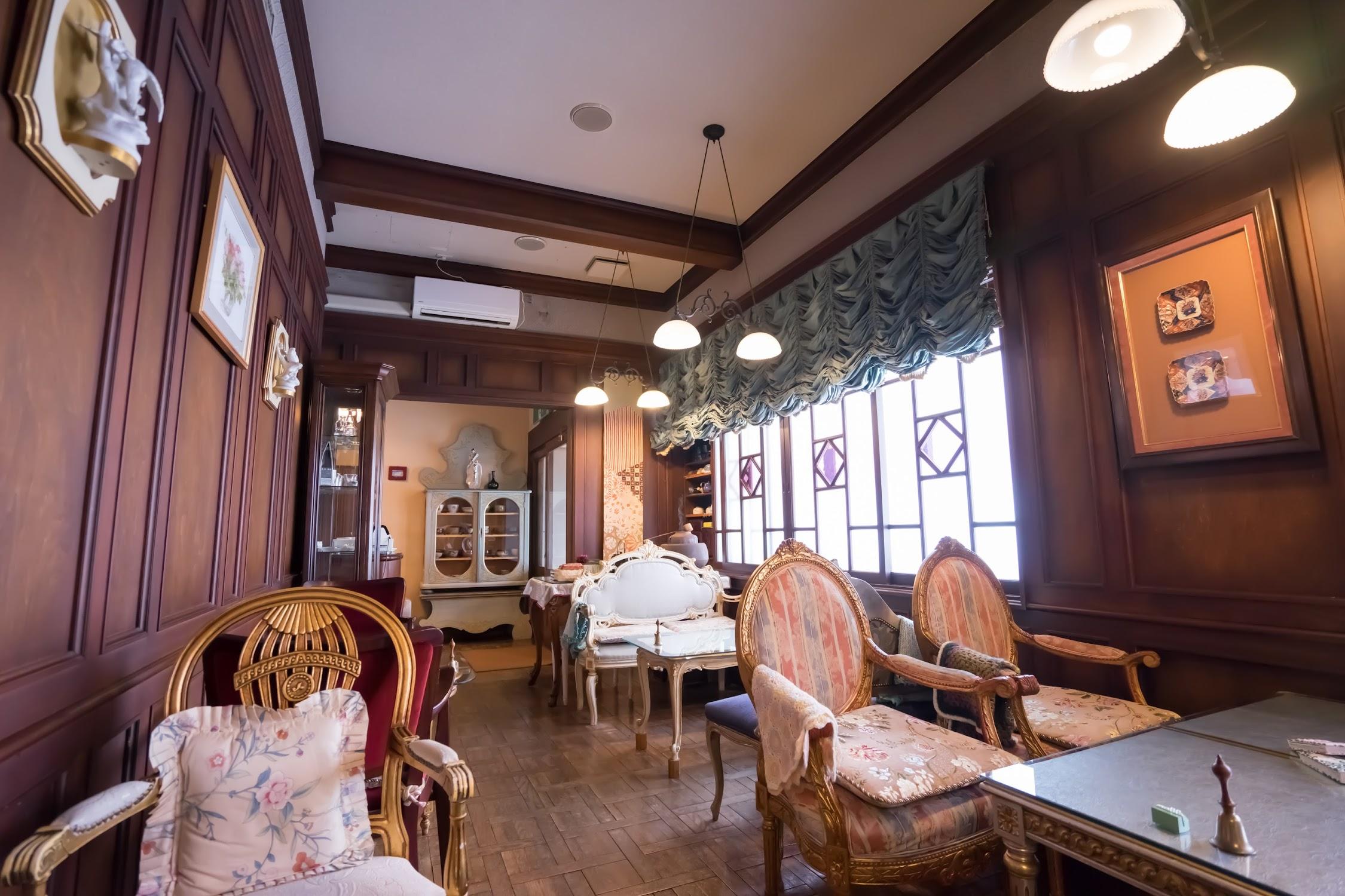 Hakodate Tea Room Kyu-Chaya-Tei2
