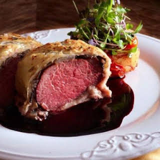 Beef Wellington Easy.