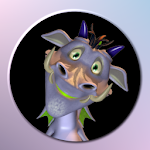 Timid Toon Monsters Icon