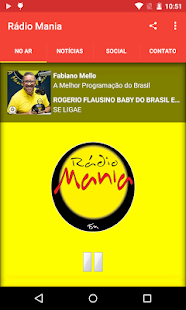 Rádio Mania- screenshot thumbnail