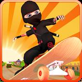 Ninja Skates 3D
