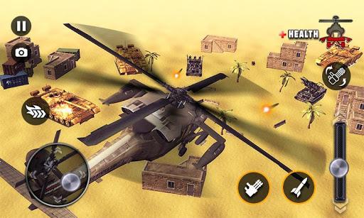Helicopter Gunship Strike Air Cavalry Pilot 1.2 screenshots 2