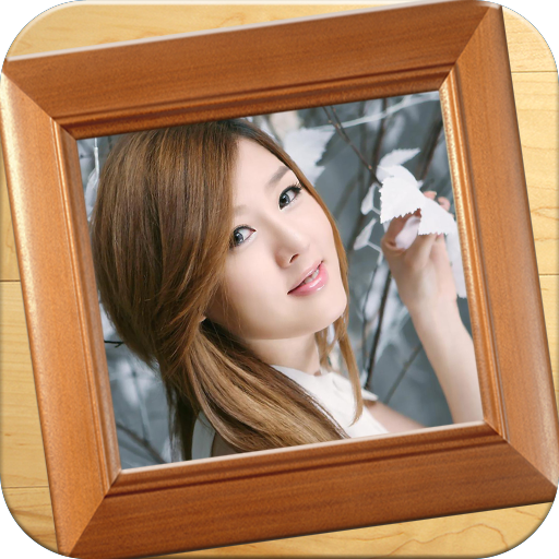 木制相框 攝影 App LOGO-APP試玩