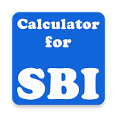 Calculator for SBI - Loan,FD
