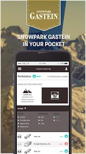Snowpark Gastein- screenshot thumbnail