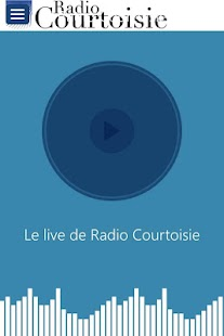 Radio Courtoisie- screenshot thumbnail