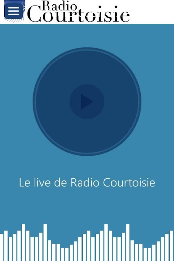 Radio Courtoisie- screenshot