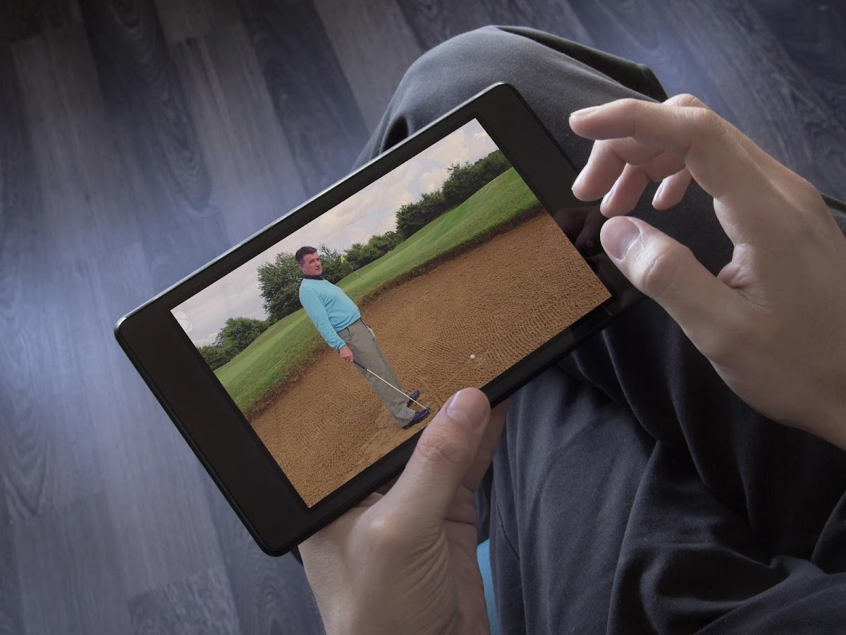 Golf Tuition & Swing Analysis- screenshot