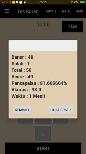 Tes Koran (Test Pauli) 2.7 screenshots 7