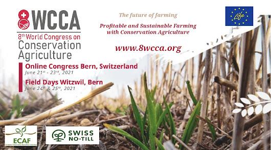 Suiza acoge el 8º Congreso Mundial de Agricultura de  Conservación
