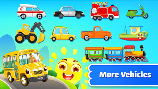 Cars for kids - Car sounds - Car builder & factory 1.3.4 screenshots 15