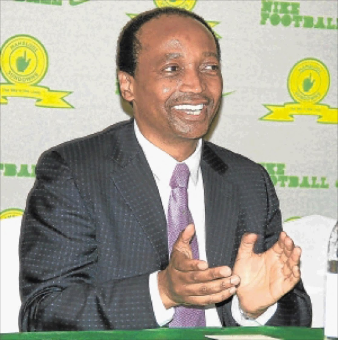 Motsepe has been in charge since 2003 after buying a 51% controlling stake of the club from the Tsichlas family.